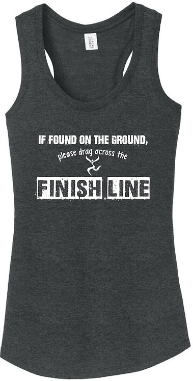 LAUGH Finish Line Tank