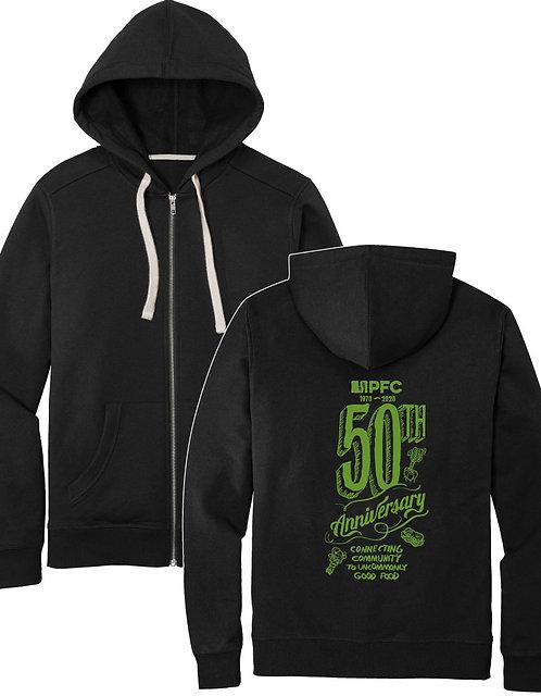 Full-Zip Hoodie - PFC 50th