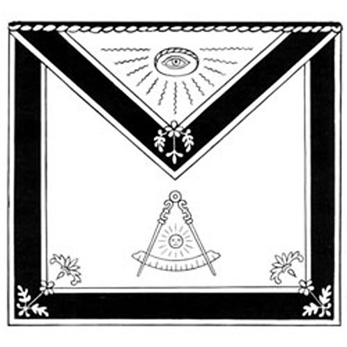 Lodge Officer/PM Apron 8
