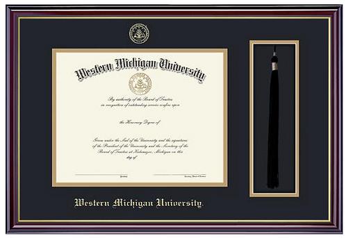 Windsor Tassel Diploma Frame