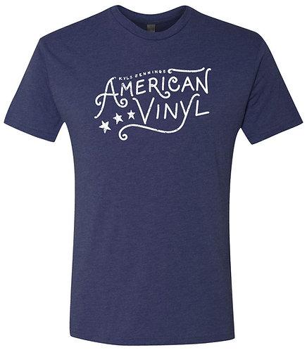American Vinyl Tee