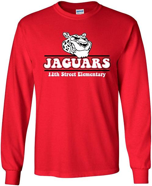 Adult Jaguar Long-Sleeved Tee