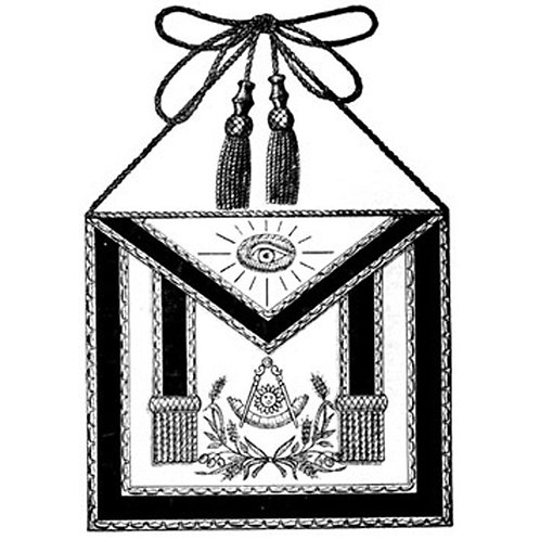 Lodge Officer/PM Apron 14