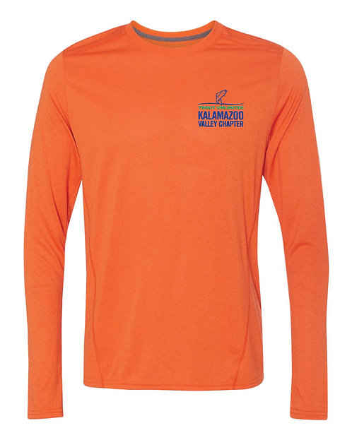 Trout Ultd Mens' Long Sleeve Performance Tech Tee