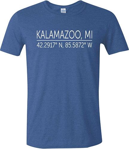 Kalamazoo Latitude & Longitude