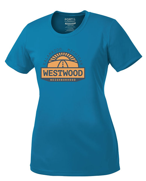 Westwood Ladies' Performance Tee