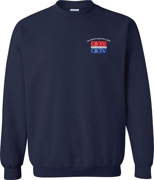 Kzoo Quilting Crew Sweatshirt
