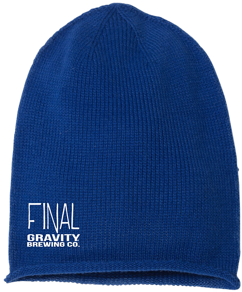 Final Gravity Slouchy Hat
