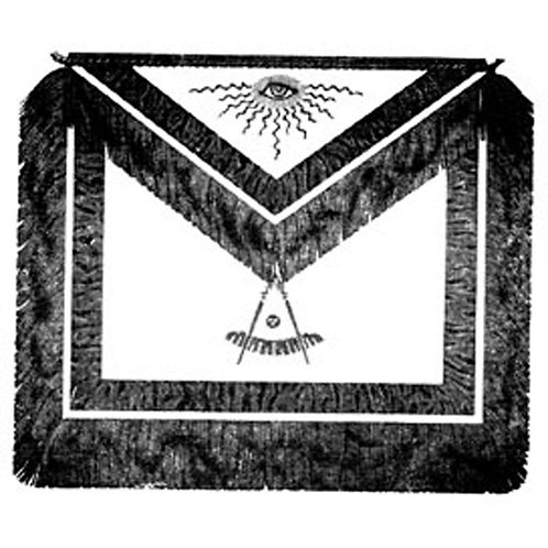 Lodge Officer/PM Apron 15