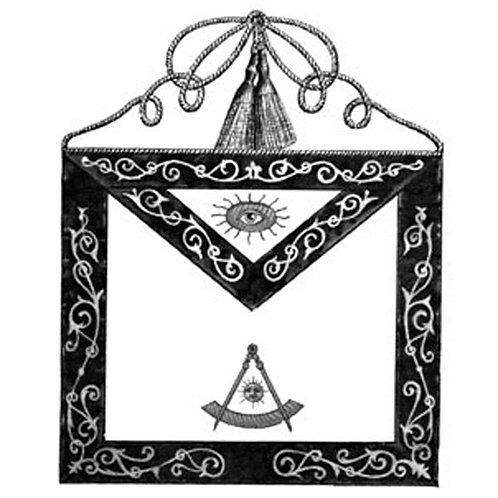 Lodge Officer/PM Apron 17
