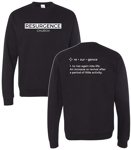 Resurgence Crewneck Sweatshirt