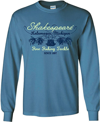 Shakespeare's Long Sleeved Tee