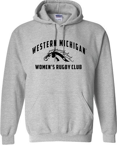 Wm Rugby Club Hoodie
