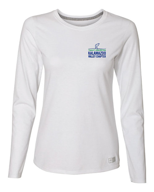 Trout Ultd Ladies' Long Sleeve Performance Tee