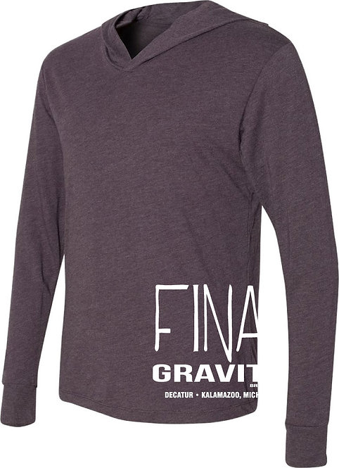 Triblend FG Hooded Tee