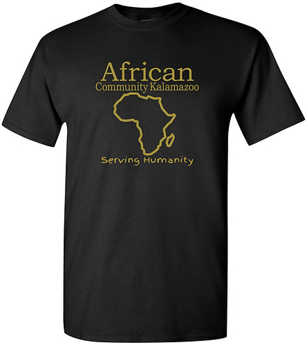 African Community Kzoo Tee