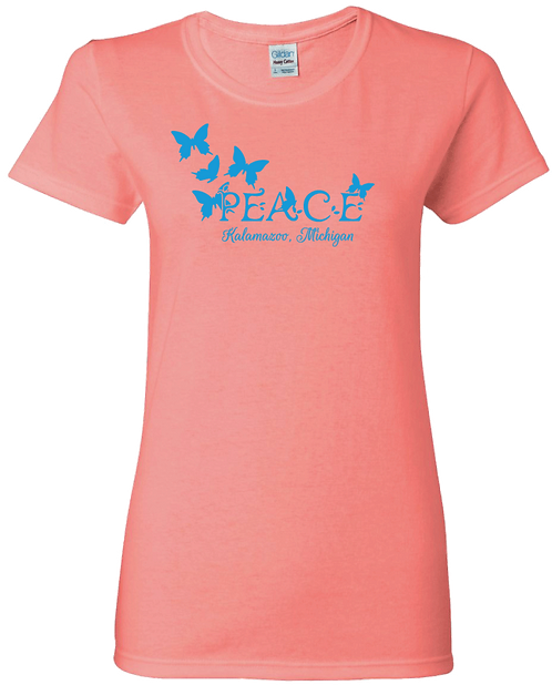 Ladies Peace Tee