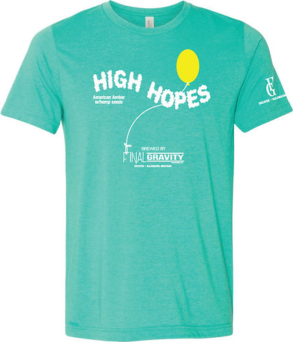 High Hopes Label Tee
