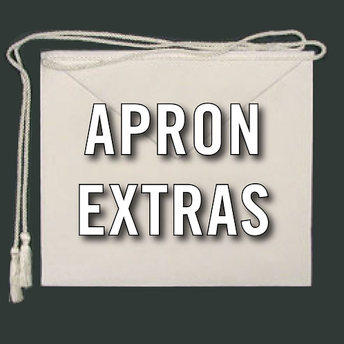 Apron Belt - Detached