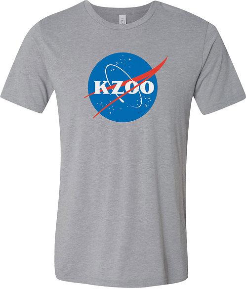 KZOO Space Logo