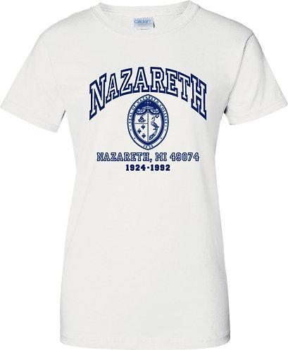 Nazareth College Tee