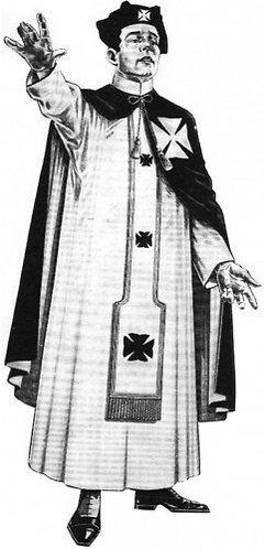 Order of Malta Chaplain