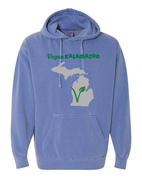 Vegan Kalamazoo Hoodie
