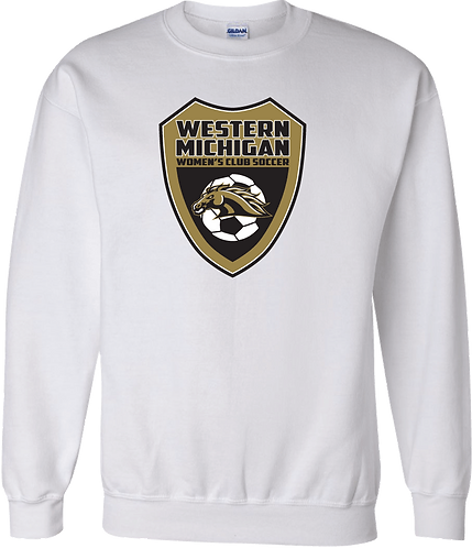 Wm Club Soccer Crewneck Shield Sweatshirts