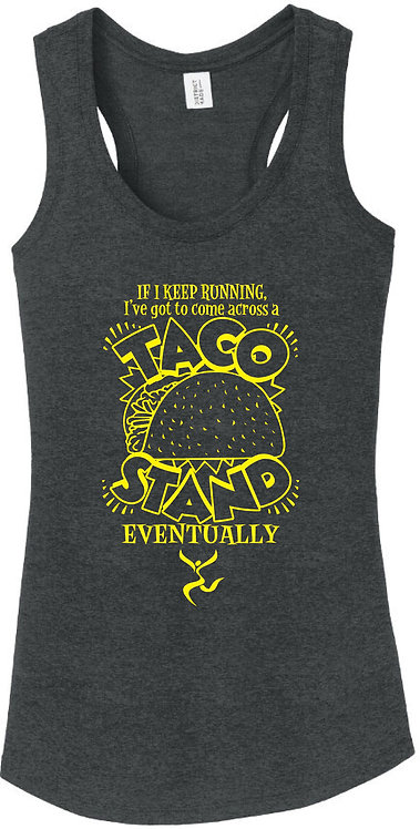 LAUGH Taco Stand Tank