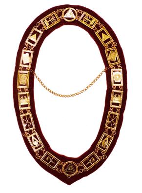 Chapter Chain Collar
