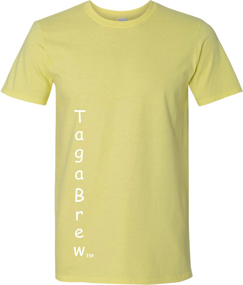 TagaBrew Softstyle Side Print Tee