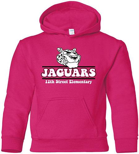 Youth Jaguar Hoodie