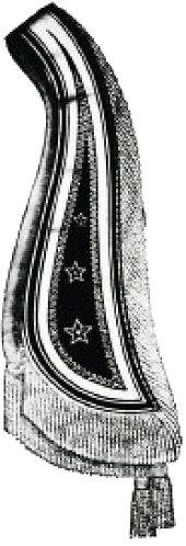 Member Panel Collar #8792