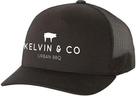 Urban BBQ Retro Snapback Trucker Cap