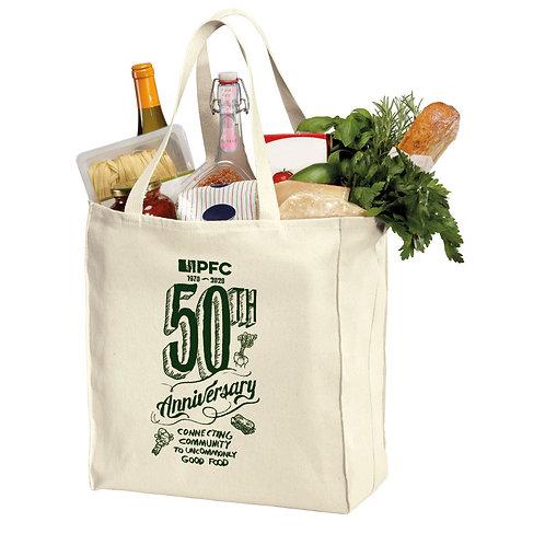 Over the Shoulder Grocery Bag