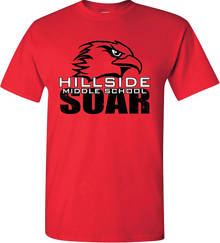 T-shirt - Hillside Middle School