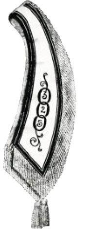 Member Panel Collar #8796
