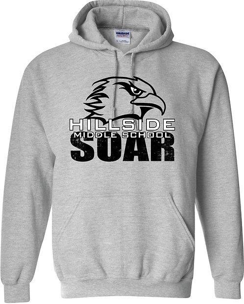 Hoodie - Hillside Middle School