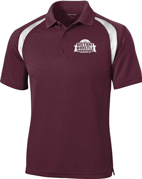 DW Embroidered Polo Shirt-EMP