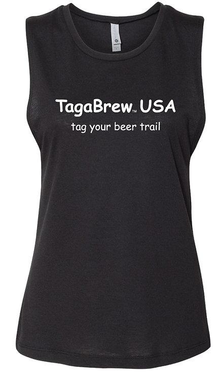 TagaBrew Women's Muscle Tank