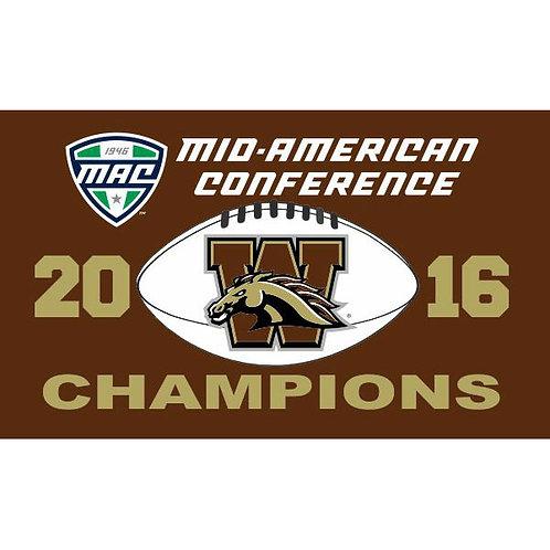 2016 MAC Football Champions Flag