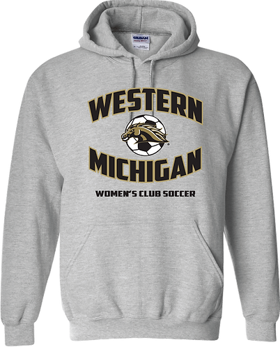 Wm Club Soccer Hooded Sweatshirts