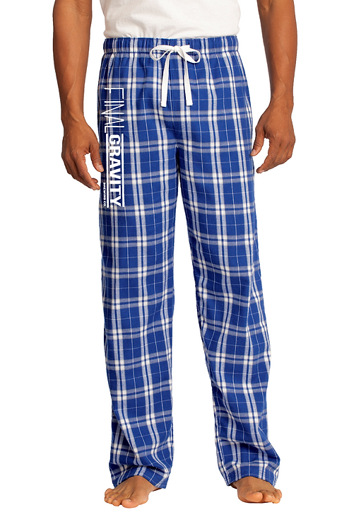 Plaid FG Pants