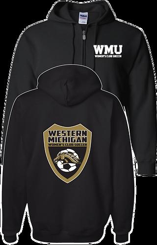 Wm Club Soccer Full-Zip Shield Hoodies
