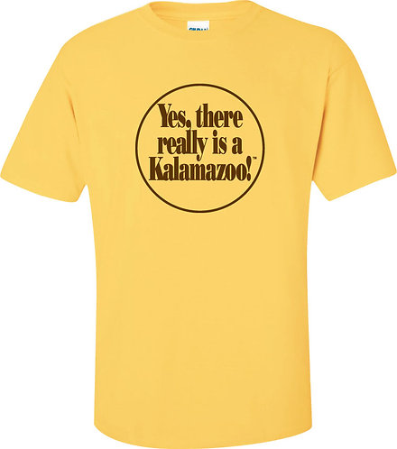 Yes,There Really Is A Kalamazoo! Tee