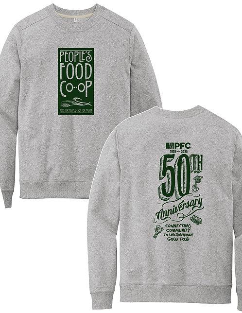 Crew Sweatshirt - PFC Food for People