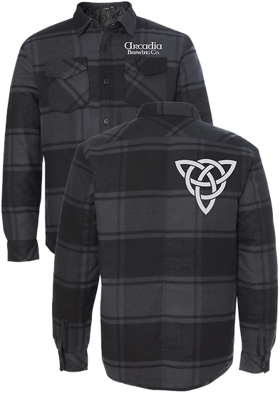 ABC Flannel Jacket