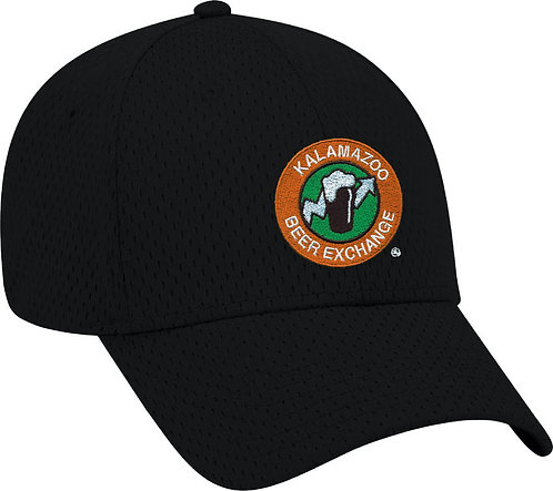 Kzoo Beer Exchange Embroidered Logo Hat