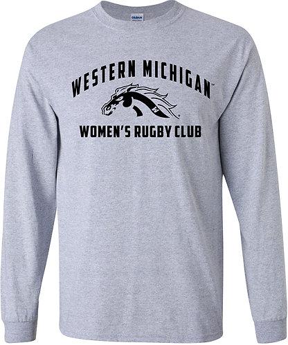 Wm Rugby Club Long-Sleeved Tee
