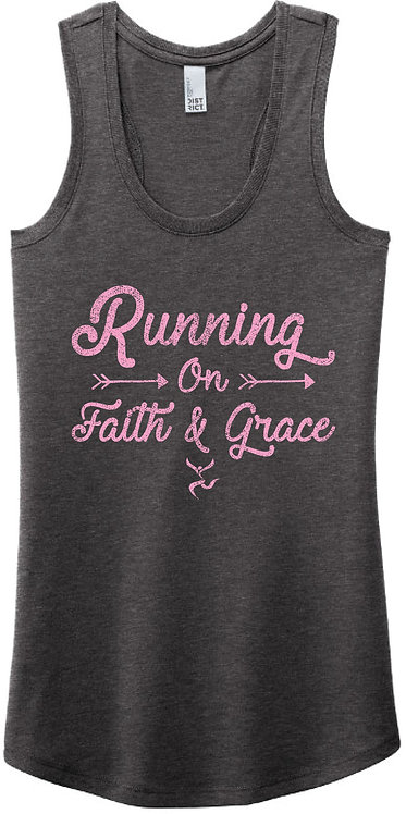 LAUGH Faith & Grace Tank